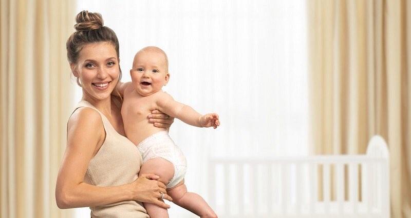Ригина Тодоренко с сыном