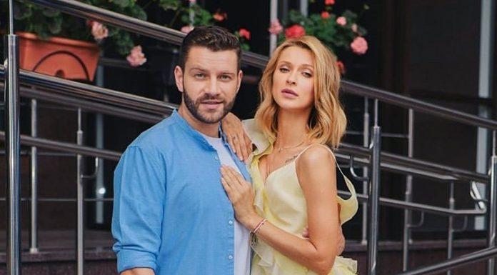 Татьяна Решетнякк и Богдан Юсыпчук