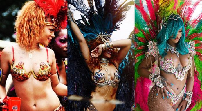 Рианна карнавал