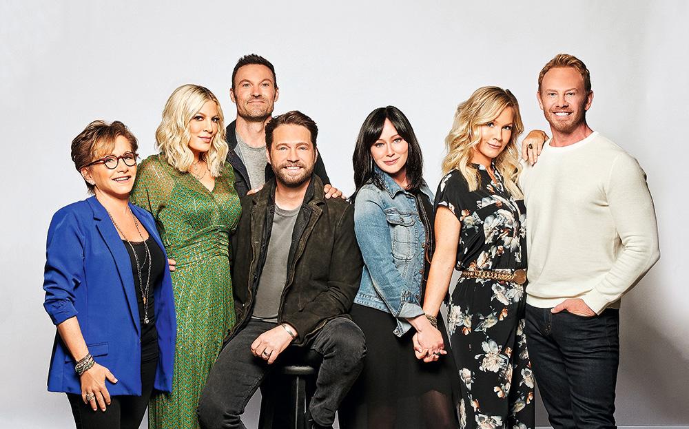 Шеннен доэрти беверли хиллс 90210 актриса драма болезнь рак скандалы мужья любовники