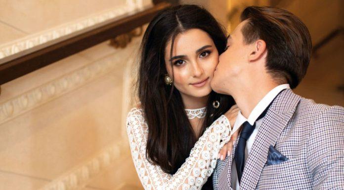 Свадьба Анны Тринчер и Богдана Остапчука