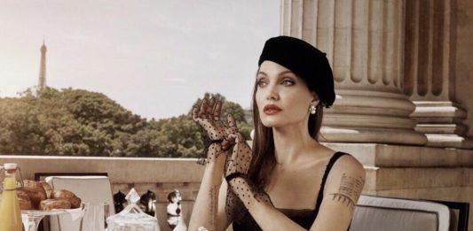 Анджелина Джоли фото 2019