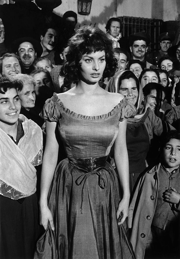 «Гордость и страсть», 1957 год