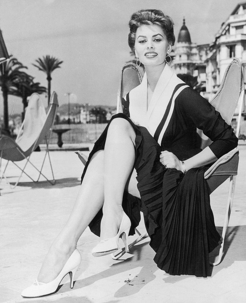 1955 год, Канны