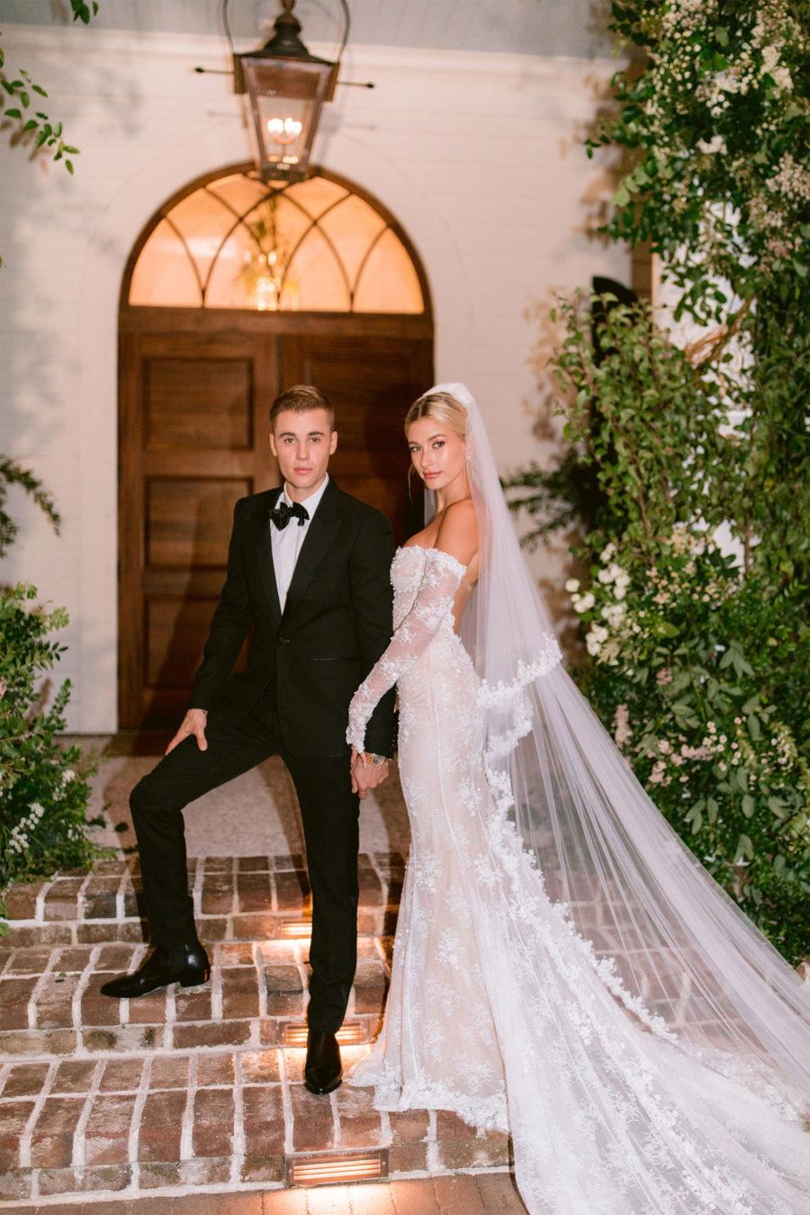 Свадьба Бибера