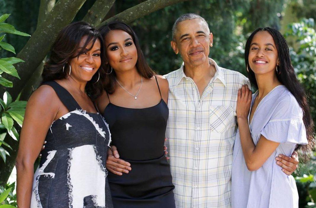 Дечери Обамы