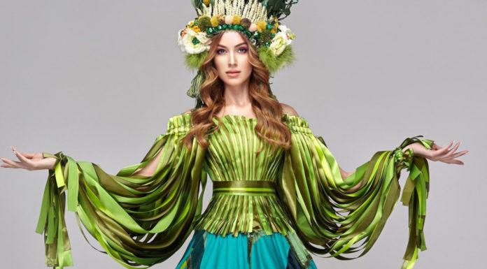 Национальный костюм Мисс Украины Вселенная 2019