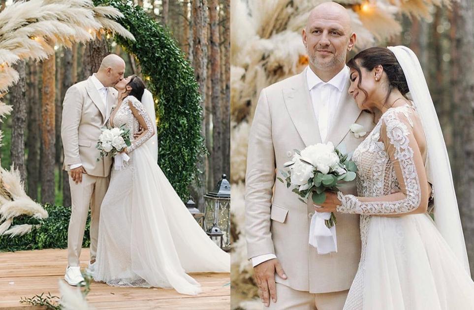 Потап и Настя свадьба