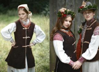 Ольга Фреймут с дочерью