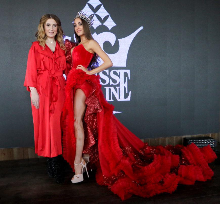 Мисс Украина 2019 платье
