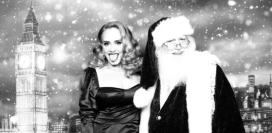 Адель Рождество 2019