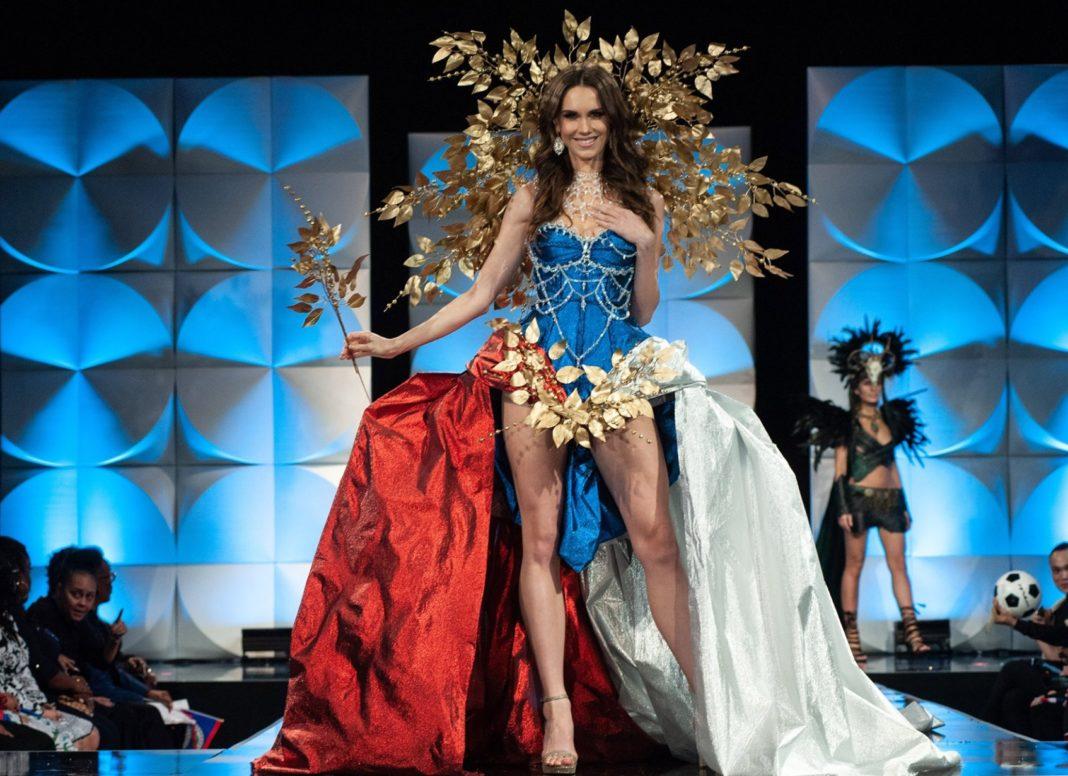 Мисс Вселенная национальные костюмы 2019