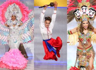 Мисс мира-2019 национальные костюмы