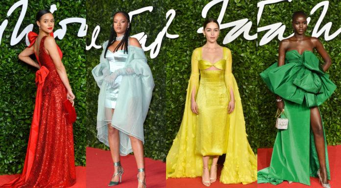 The Fashion Awards 2019