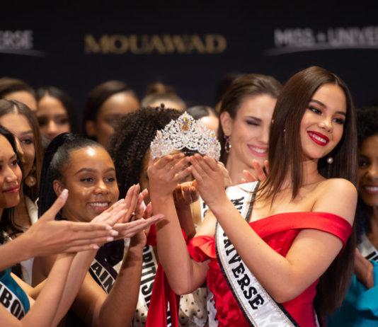 Новая корона Мисс Вселенная