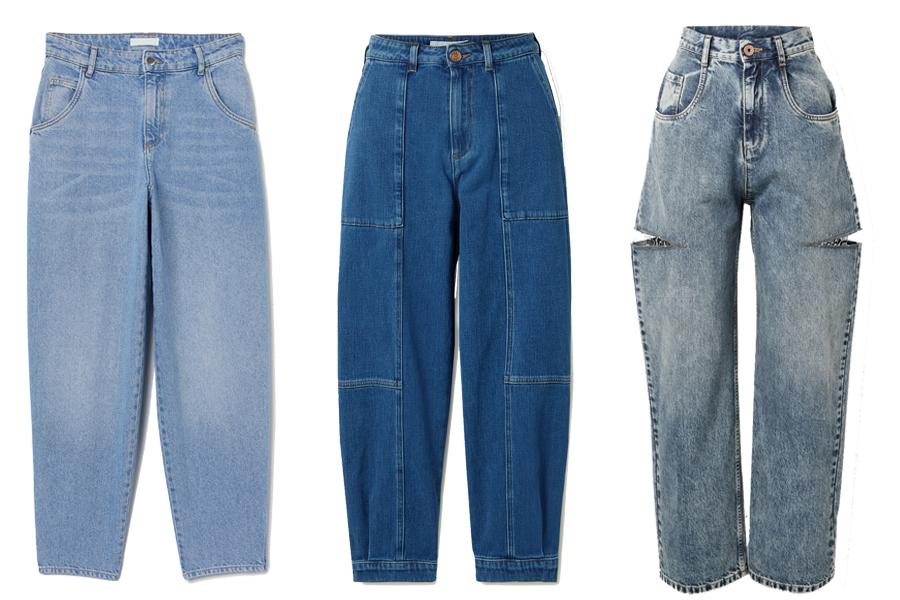 модные джинсы весна 2020