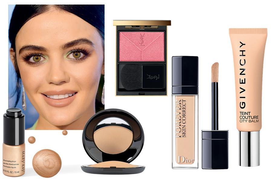 макияж 2020, Люси Хейл