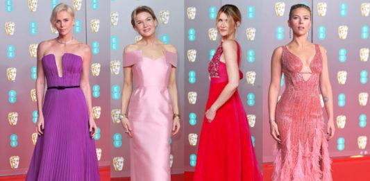 красная дорожка BAFTA-2020