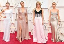 Оскар-2020 красная дорожка