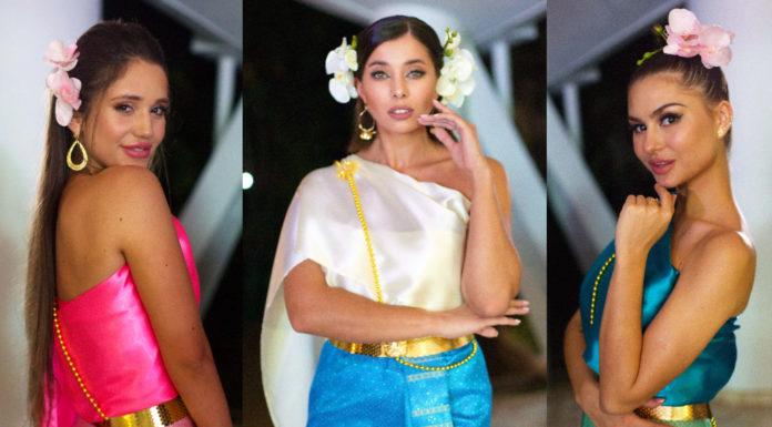 Церемония роз Таиланд