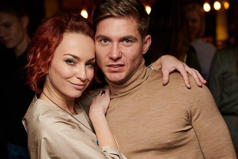Владимир Остапчук и Виктория Булитко