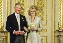 Свадьба Чарльза и Камиллы