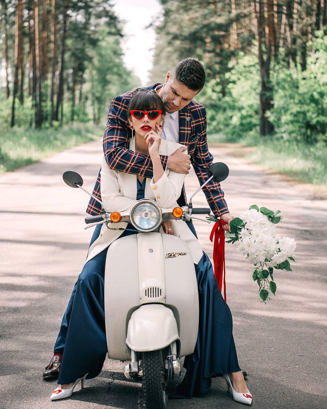 Дмитрий Черкасов с женой