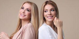 Ольга Сумская и Тоня Паперная
