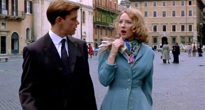 Cate Blanchett «Талантливый мистер Рипли»
