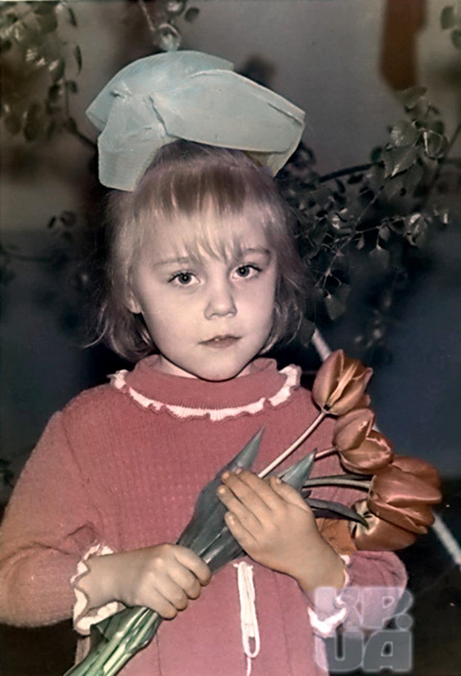 alyosha в детстве фото