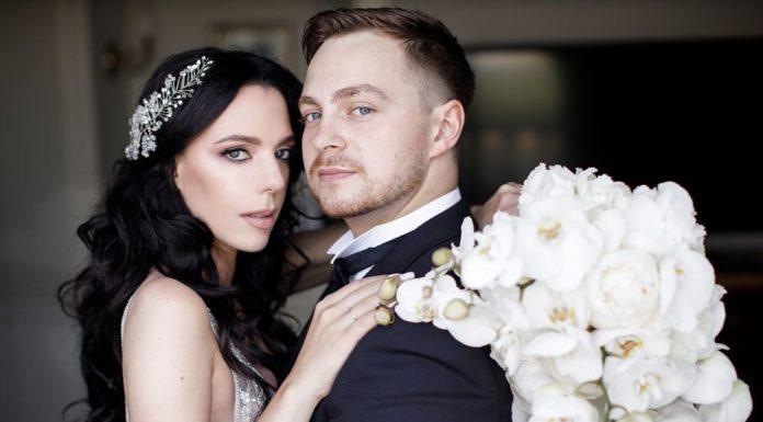 свадьба букет из орхидей