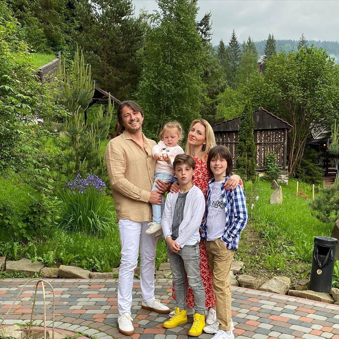 Сергей Притула жена дети