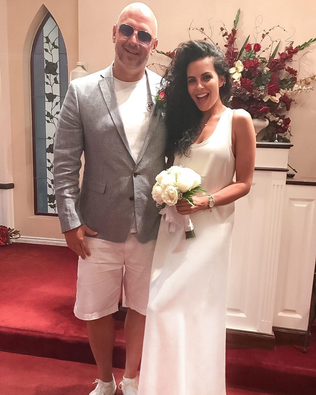 Свадьба Потапа и Насти в Лас-Вегасе