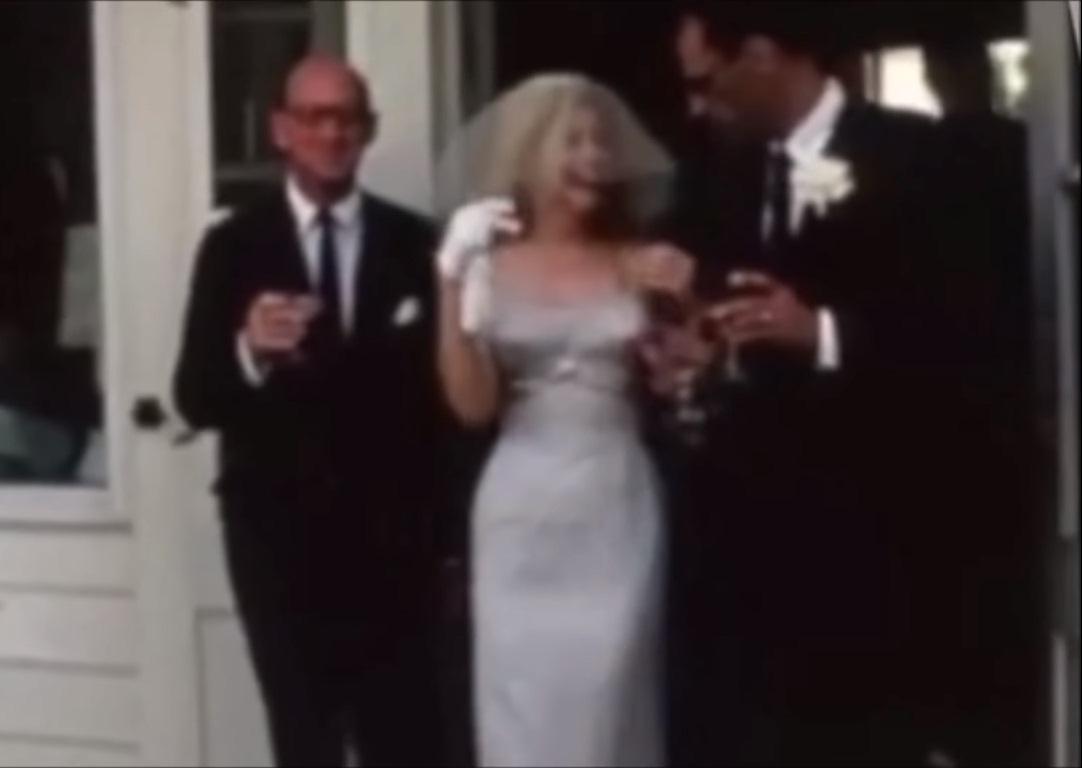 Свадебное платье Мэрилин Монро