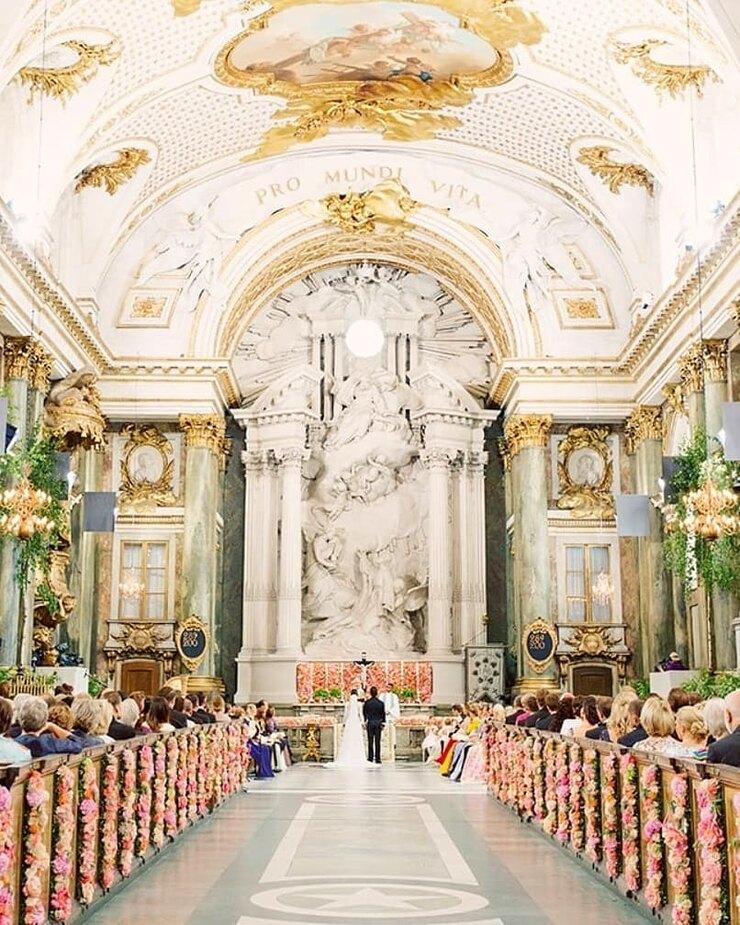Свадьба принца Карла Филиппа