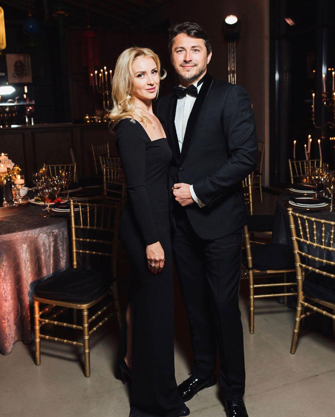 Сергей и Катерина Притула