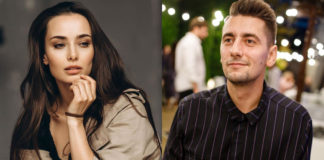 Холостячка Ксения Мишина и Александр Эллерт