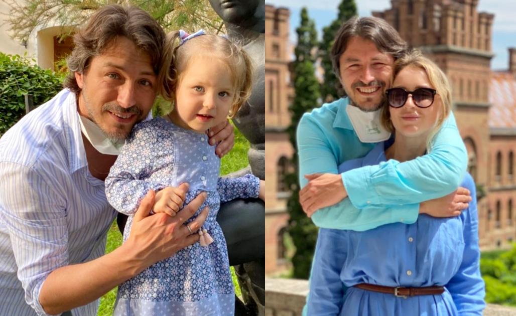 Сергей Притула жена дочь