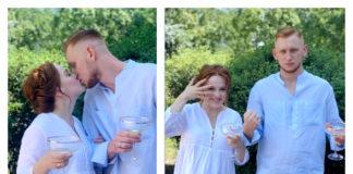 Александр Рудинский Мария Заниборщ свадьба