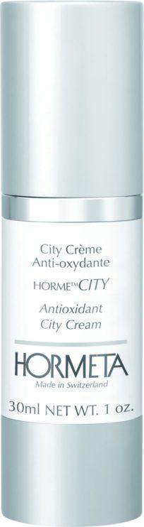 антиоксидантный защитный крем для тусклой и уставшей кожи в городских условиях