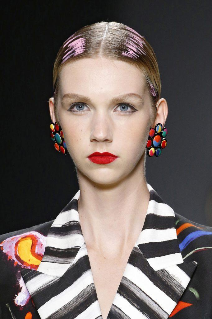модная укладка лета 2020