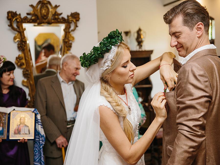 Ольга Горбачова Юрий Никитин венчание дочь Полина Серафима годовщина свадьбы