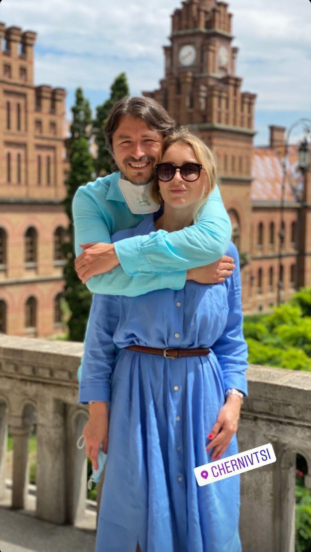Сергей Притула жена
