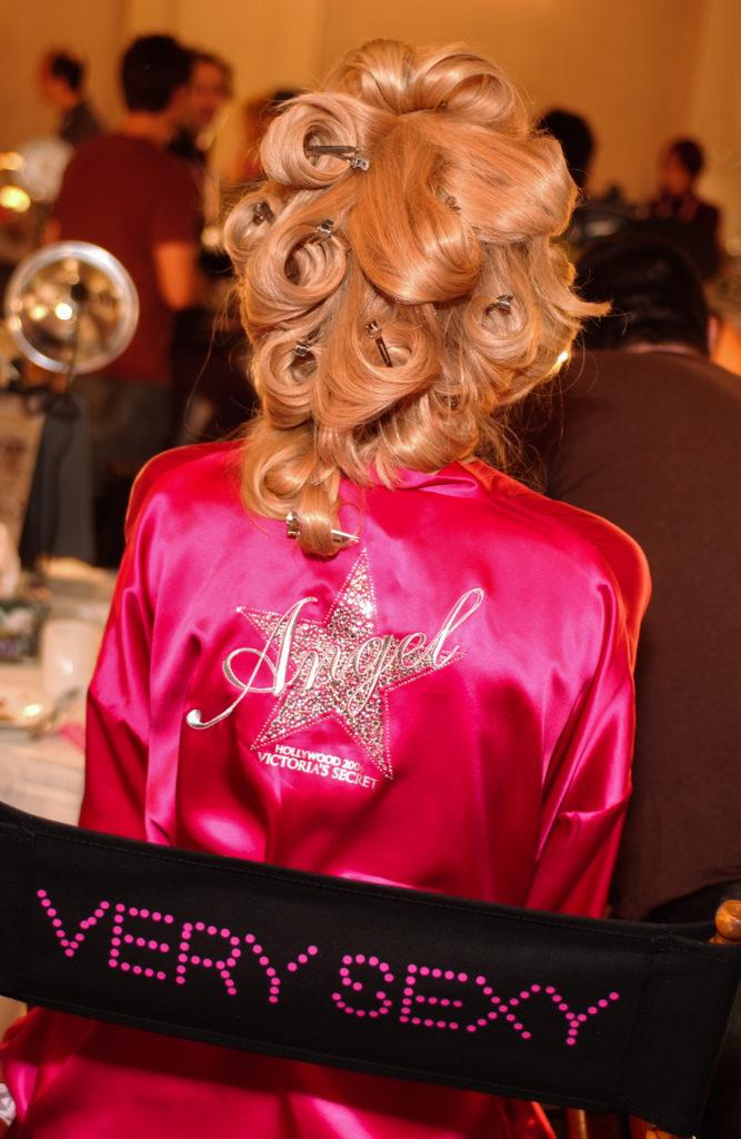модель Victoria's Secret