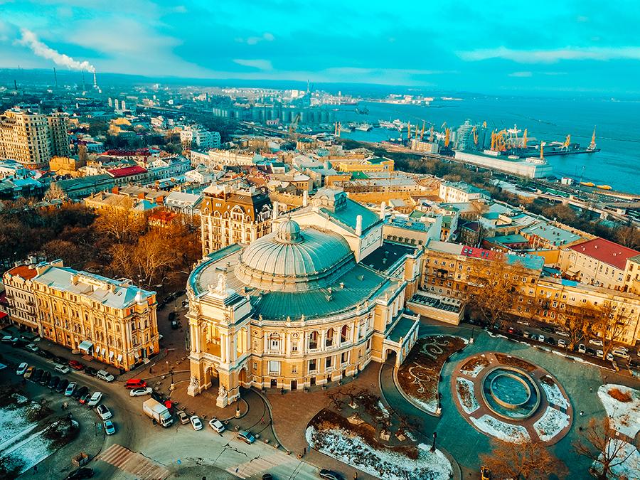 куда поехать Украина Одесса что посмотреть отдых на море