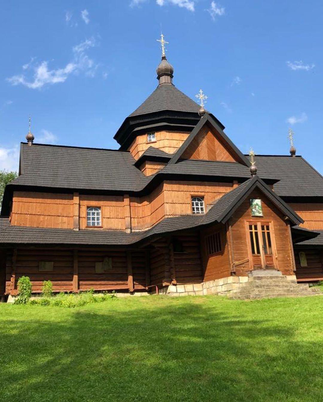Церковь в Криворовно