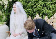 свадьба принцессы Иордании