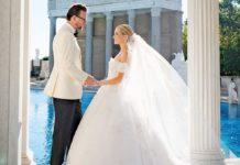 Свадебные платья Oscar de la Renta