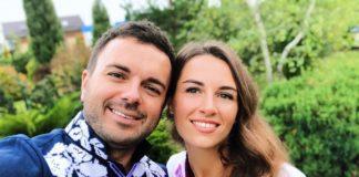 Григорий Решетник с женой