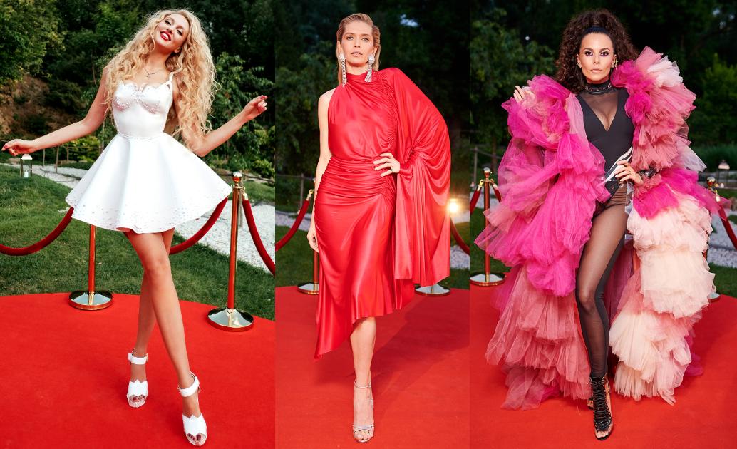 вечерние платья мода 2020
